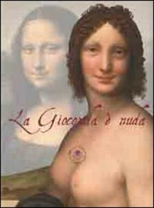 La gioconda è nuda - Alessandro Vezzosi - copertina