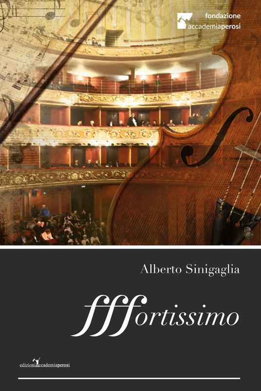 Fffortissimo - Alberto Sinigaglia - copertina