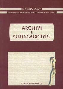 Archivi e outsourcing