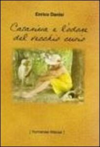 Catarina e l'odore del vecchio cuoio - Enrico Danisi - copertina