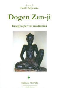 Dogen Zen-ji insegna per via medianica - copertina