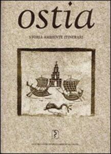 Ostia. Storia ambiente itinerari - copertina