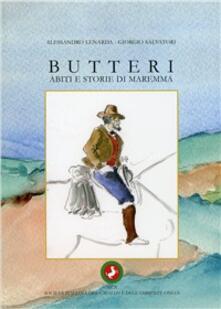 Parcoarenas.it Butteri. Abiti e storie di Maremma Image