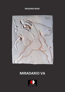 Miradario va - Massimo Biagi - copertina