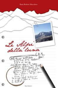 Le Alpi della luna - Ilaria Bodero Maccabeo - copertina