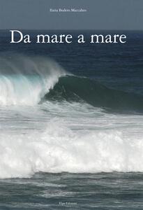 «Da mare a mare» - Ilaria Bodero Maccabeo - copertina