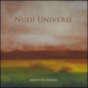 Nudi universi - Pasquale Del Cimmuto,Paolo Paolantonio - copertina