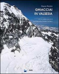 Ghiacciai in Valsesia - Paolo Piccini,Luca Mercalli,Daniele Catberro - copertina
