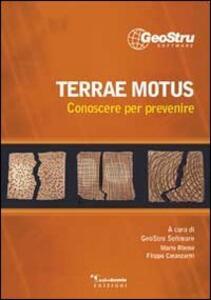Terrae motus. Conoscere per prevenire - Mario Riente,Filippo Catanzariti - copertina