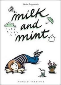 Milk and mint - Giulia Sagramola - copertina