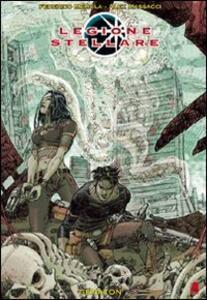 Legione stellare. Genaton. Vol. 1 - Federico Memola,Alex Massacci - copertina