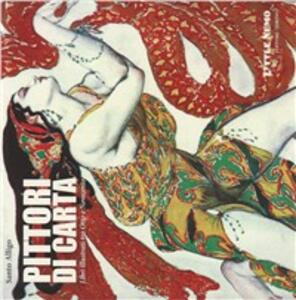 Pittori di carta n. 3. Libri illustrati tra Otto e Novecento - Santo Alligo - copertina
