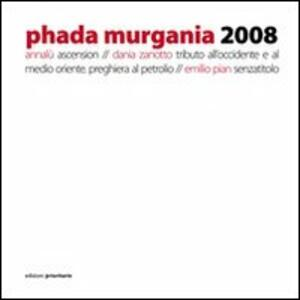 Phada Murgania 2008 - copertina