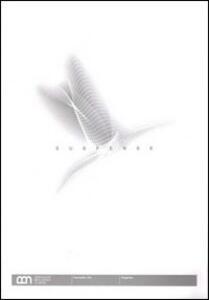 Suspence. Catalogo della mostra - Carolina Lio,Carlo Sala - copertina