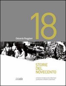 Diciotto storie del Novecento - Odoardo Reggiani - copertina