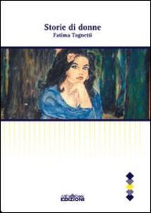 Storie di donne - Fatima Tognetti - copertina