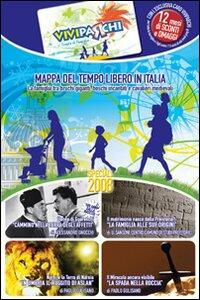 Viviparchi e tempo di famiglia. Mappa del tempo libero in Italia - copertina