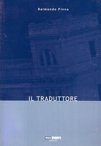 Il traduttore - Raimondo Pinna - copertina