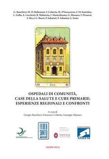 Voluntariadobaleares2014.es Ospedali di comunità case della salute cure primarie Image