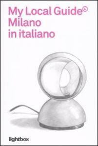 My local guide. Milano - copertina