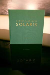 Andrey Tarkovsky «Solaris». Edward Artemiev-Andrey Tarkovsky «Sound and vision». The film album. Ediz inglese e italiana. Ediz. illustrata. Con CD-Audio - copertina