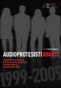 Audioprotesisti avanti - Gianni Gruppioni - copertina