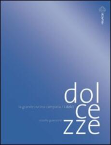 Dolcezze - Rossella Guarracino - copertina