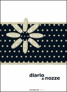Diario di nozze - Mariangela Liantonio - copertina
