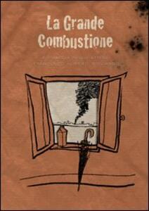 La grande combustione - Francesco Aliperti Bigliardo - copertina