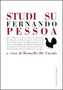 Studi su Fernando Pessoa - copertina