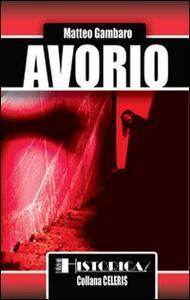Avorio - Matteo Gambaro - copertina