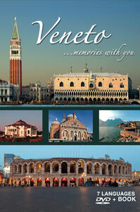 Veneto. DVD. Ediz. multilingue - copertina