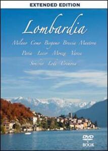 Lombardia. Con DVD - copertina