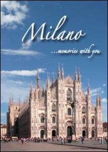 Milano. Memories with you. DVD - copertina