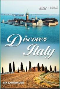 Discover Italy. Ediz. multilingue - copertina