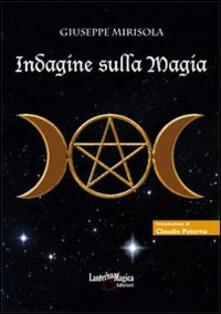 Voluntariadobaleares2014.es Indagine sulla magia Image