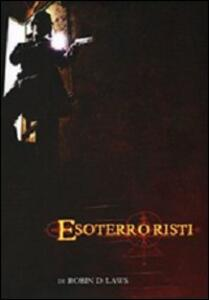 Esoterroristi - Robin D. Laws - copertina