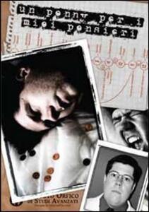 Un penny per i miei pensieri - Paul Tevis - copertina