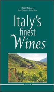 Italy's finest wines 2015 - Daniel Thomases,Alfredo Palmieri - copertina