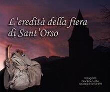 Antondemarirreguera.es L' eredità della fiera di Sant'Orso Image