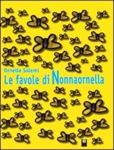 Le favole di nonna Ornella - Ornella Salemi - copertina