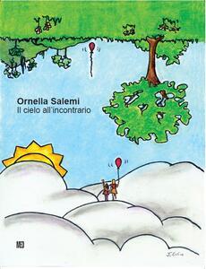 Il cielo all'incontrario - Ornella Salemi - copertina