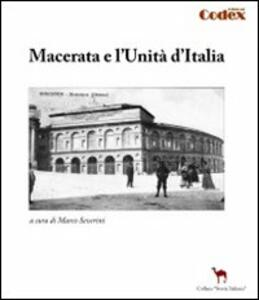Macerata e l'Unità d'Italia - copertina