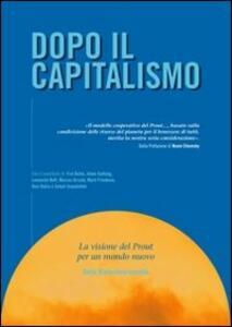 Dopo il capitalismo. La visione del PROUT per un mondo nuovo - Dada Maheshvarananda - copertina