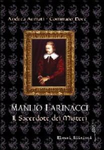 Manlio Farinacci: il sacertode dei misteri - Andrea Armati,Tommaso Dore - copertina