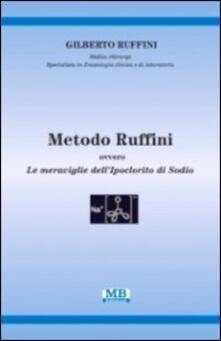Metodo Ruffini. Ovvero le meraviglie dellipoclorito di sodio.pdf