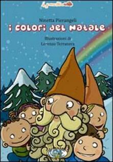 I colori del Natale - Ninetta Pierangeli - copertina