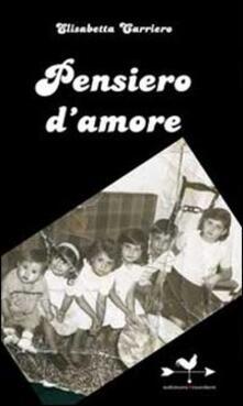 Listadelpopolo.it Pensiero d'amore Image