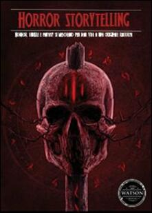Horror storytelling - copertina
