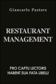 Rallydeicolliscaligeri.it Restaurant management. Ediz. italiana Image